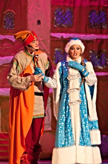 детские праздники в пушкино, новогодние елки в пушкино