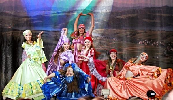 День города Пушкино, ансамбль народного танца, организация дня города, организатор дня города,