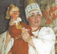 Программа на Масленицу, ансамбль славянский ход
