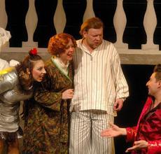 спектакль на выезд, антреприза, классика в школу, драматический спектакль на выезд, взрослый спектакль на выезд, выездной спектакль Женитьба Фигаро