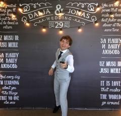 организация свадеб, ведущий на свадьбу, андрйе мончаковский