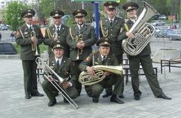 духовой оркестр на 9 мая