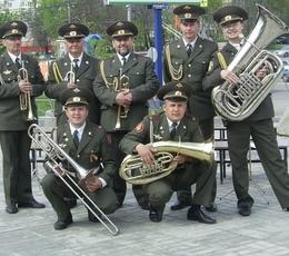 Духовой оркестр на праздник, заказать духовой оркестр