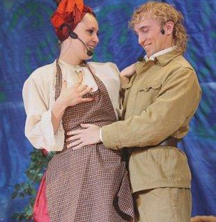Спасибо за верность, потомки, Концерт Василия Ланового в Пушкино