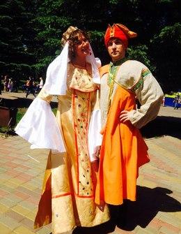 Петр и Февронья, театрализованная программа